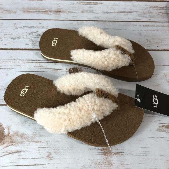 557fe80fd65 Ugg K Schutter Sandals NEW